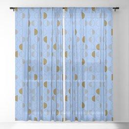 Bowlful Sheer Curtain