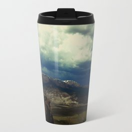 Storm Creeping into South Fork Travel Mug