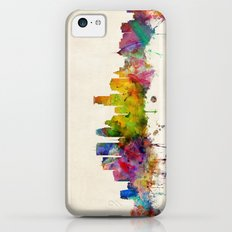 Minneapolis Minnesota Skyline iPhone 5c Slim Case