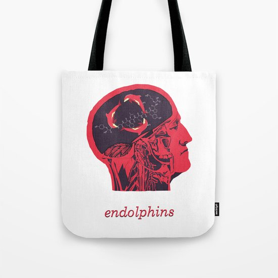 Endolphins Tote Bag