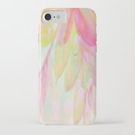 Autumn Fantasy Abstract iPhone Case