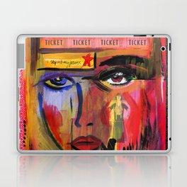 I Step Into My Power Laptop & iPad Skin