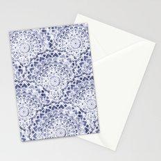 INDIGO FESTIVAL MANDALAS Stationery Cards