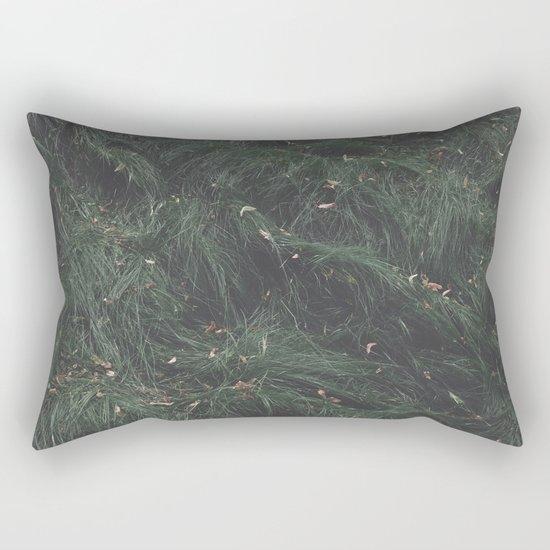 Leave(s) - Nature Photography Rectangular Pillow
