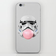 Stormtrooper Bubble Gum iPhone & iPod Skin