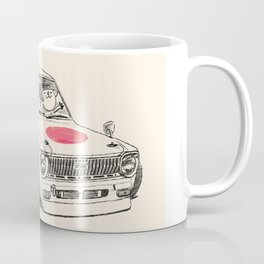 Crazy Car Art 0168 Coffee Mug