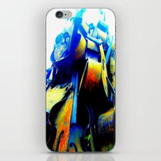 Technicolor Cellos  iPhone & iPod Skin