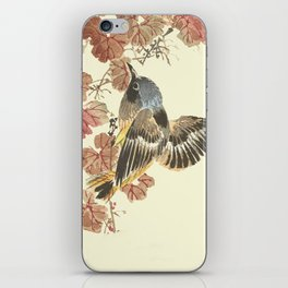 There are worse things than birdwatching iPhone Skin