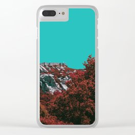 Castelo Clear iPhone Case