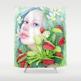 The Venus of Dreams Shower Curtain