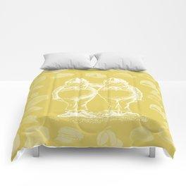 Tweedledum, Tweedledee and Caps Comforters