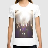 concert T-shirts featuring Concert by LaiaDivolsPhotography