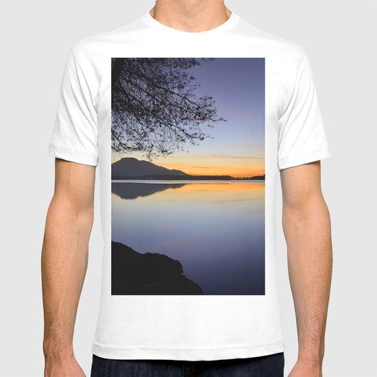 Peace at the lake T-shirt