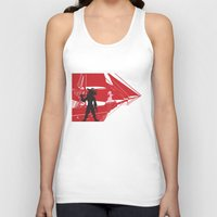 a piratical diversion Unisex Tank Top