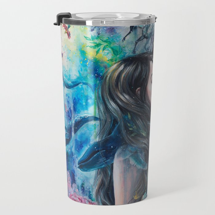 Colorful Me Travel Mug