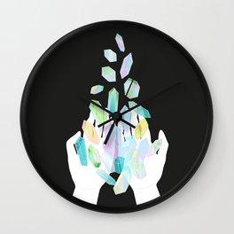 crystal gift Wall Clock