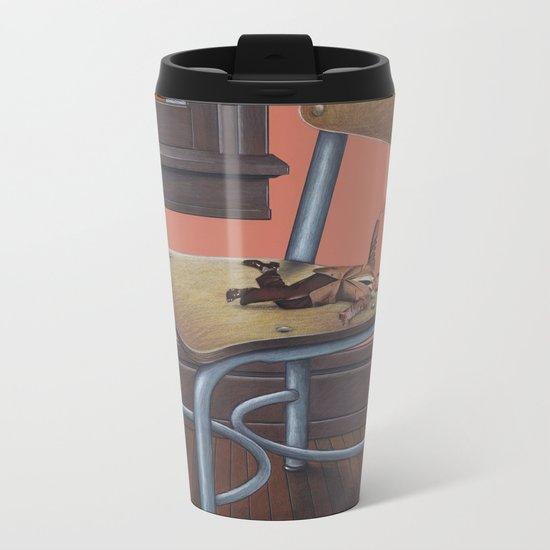 crash Metal Travel Mug