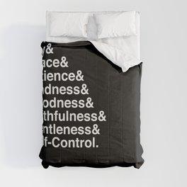 GALATIANS 5:22-23 Comforters