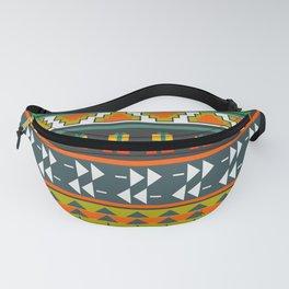 Festive pattern Fanny Pack