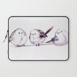 borbs of a feather Laptop Sleeve