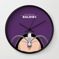 Professor X Wall Clock