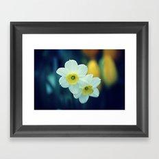 Spring Flower 06 Framed Art Print