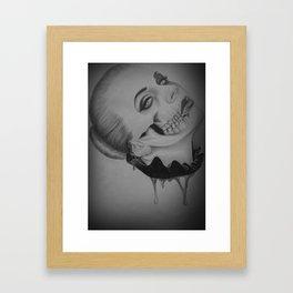 Devines zombies #2 Framed Art Print
