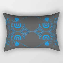 Elec-Tron B Rectangular Pillow