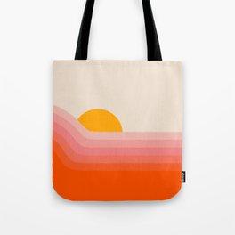 Strawberry Dipper Tote Bag