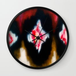 PATTERN NO. 6 Wall Clock