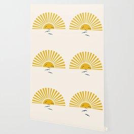 Minimalistic Summer I Wallpaper