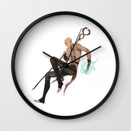 DA crew Solas Wall Clock