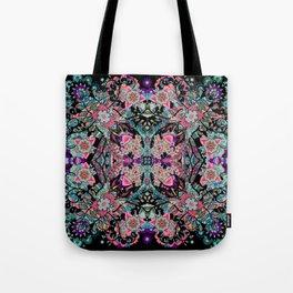 Mandala Colorful Boho Tote Bag
