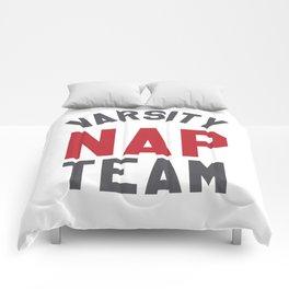 Varsity Nap Team Comforters