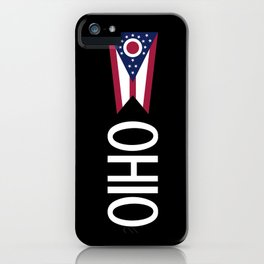 Ohio: Ohioan Flag & Ohio iPhone Case