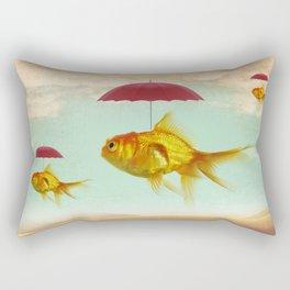 migration cover Rectangular Pillow