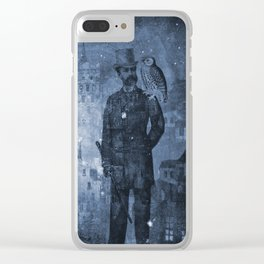 One Starry Night Clear iPhone Case