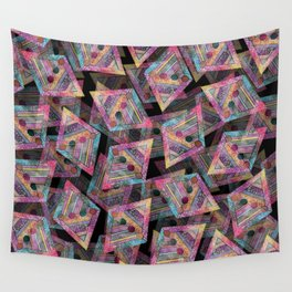 Pattern #6 Wall Tapestry