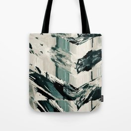 Abstract Chevron II Tote Bag