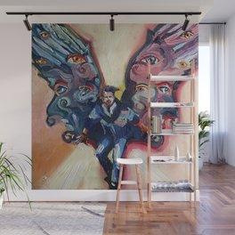 Eye Rise Wall Mural