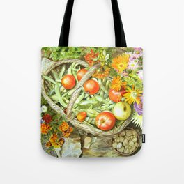 Beans & Co Tote Bag
