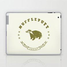 Hufflepuff House Laptop & iPad Skin