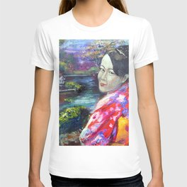 Japanese Lady T-shirt