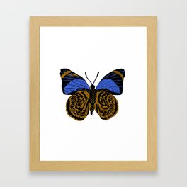 fly away 3 Framed Art Print