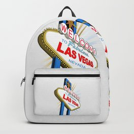Welcome to Las Vegas Backpack