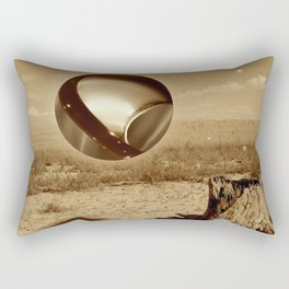 Explorers Rectangular Pillow