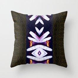 Asian Touch Throw Pillow