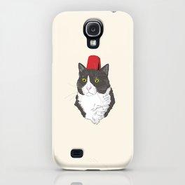 Fez Hat Cat iPhone Case