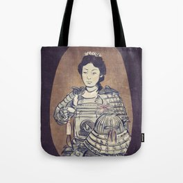 Onna-bugeisha Tote Bag