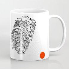 the Fingerprint Mug